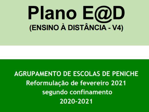Plano E@D (ensino à distância) - Comunicado e Apresentação do Plano