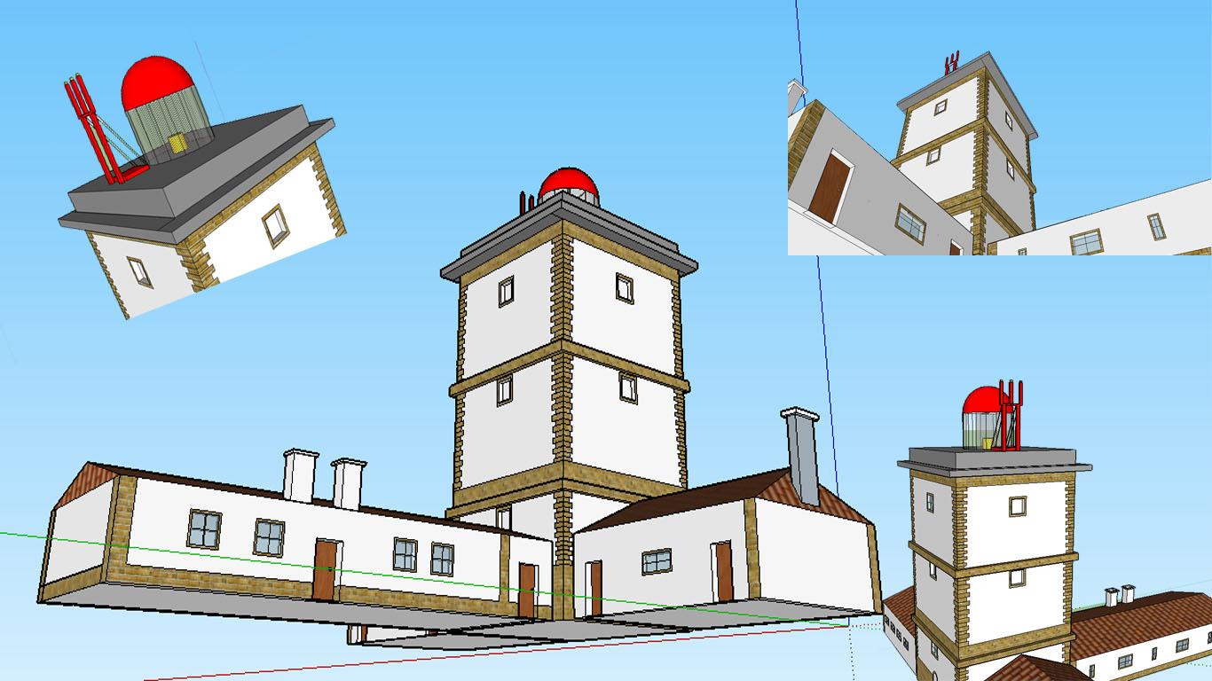 Projeto 3Digital - modelação 3D