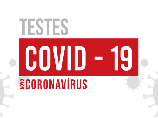 Rastreio Covid-19 a toda a comunidade educativa - comunicado da Diretora