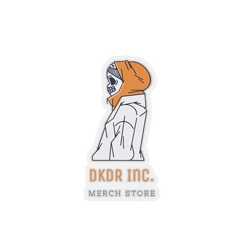DKDR INC Kiss-Cut Stickers