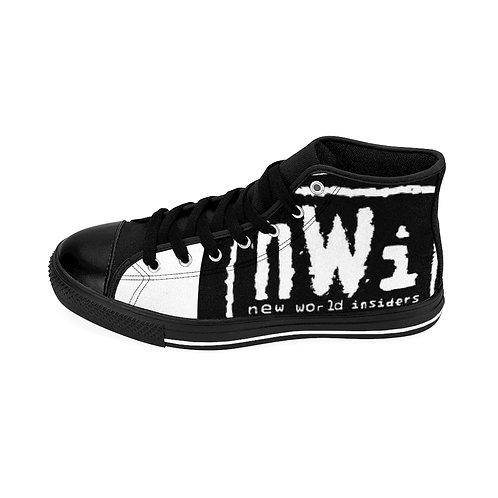NewWorldInsiders Mens High Top Sneakers