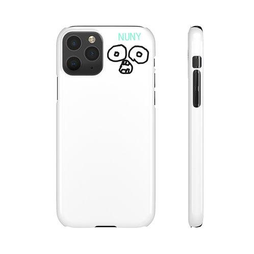 NUNY phone case