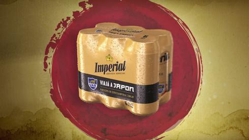 Cerveza Imperial-Viaje a Japón