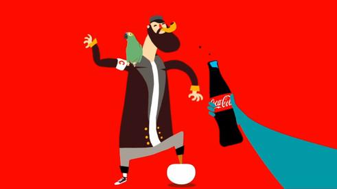 Coca Cola / Bestia Peluda