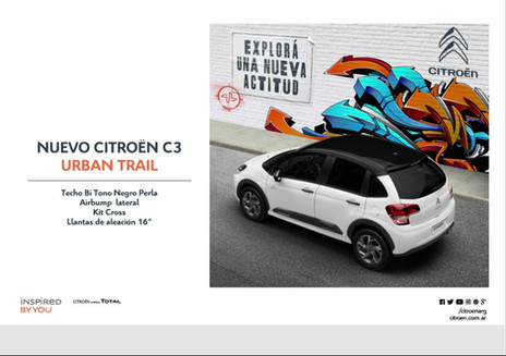 C3 Urban Trail