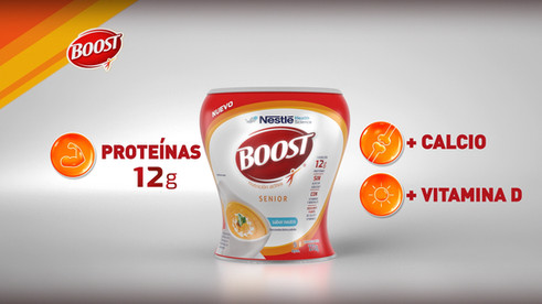 Boost - Nutrición Activa