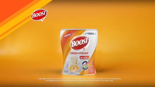 Boost - Just Protein