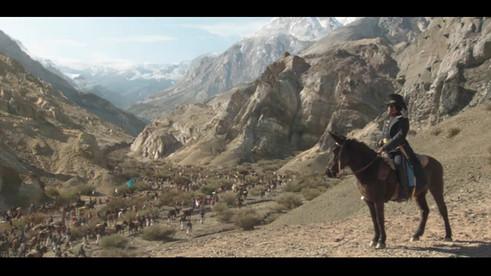 Revolucion -Cruce de los Andes