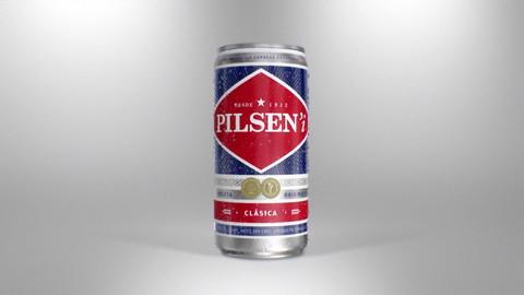 Cerveza Pilsen   Edicion Limitada
