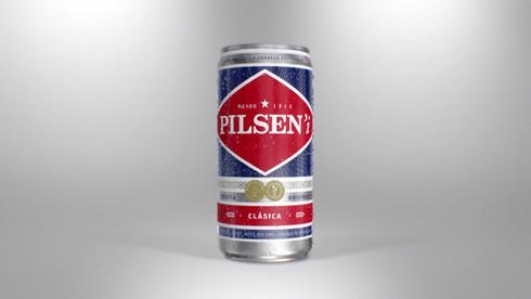 Cerveza Pilsen | Edicion Limitada