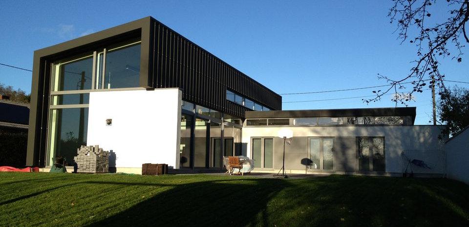 Maison moderne Besonrieux