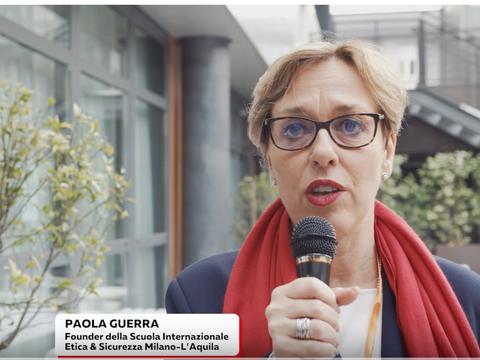 Seminario di Essecome - Intervista a Paola Guerra