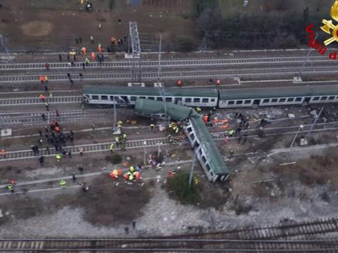Incidente ferroviario di Pioltello - Milano:  siamo lontani dalla risposta tempestiva agli 'earl