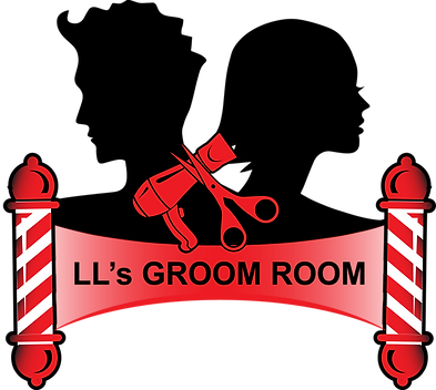 logo LL's Groom Room.png
