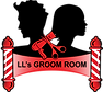 logo LL's Groom Room.png