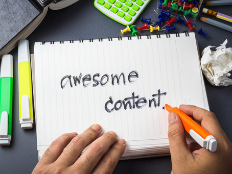 7 Tips for Creating Awesome Content Google Will Love