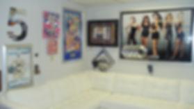 Skyler Lexx Lounge at Famous Music Studios