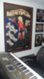 Skyler Lexx Studio B at Famous Music Studios