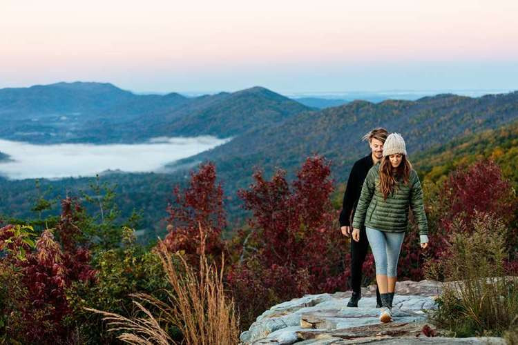 Hike the Great Smokey Mountains