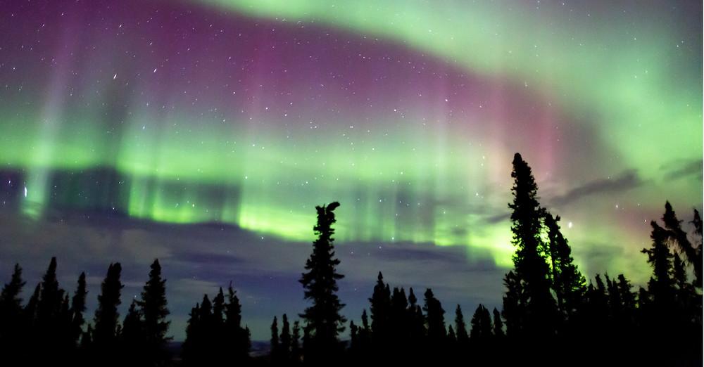 Fairbanks Northern Lights (Aurora Borealis)