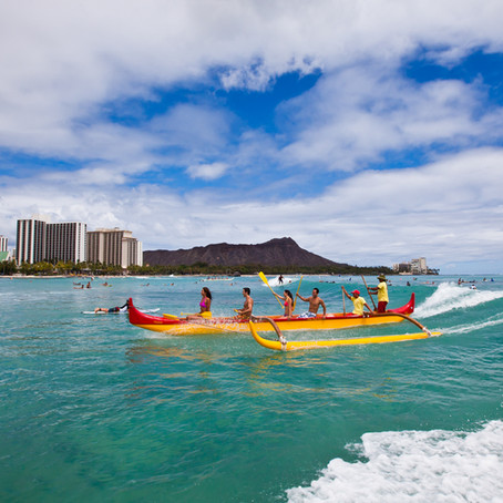 What Hawaii is like during the Christmas holidays
