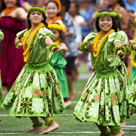 It's Party Time - Hawaiian style! Break out the Poi and LauLau!!