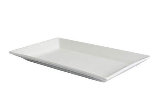 Тарелка прямоугольная. 19*30 см