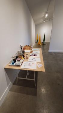 Detail, November 14-December 14, GrayDUCK Gallery, Austin, Texas. 2020