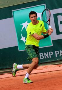 Théo Fournerie Roland Garros 2013