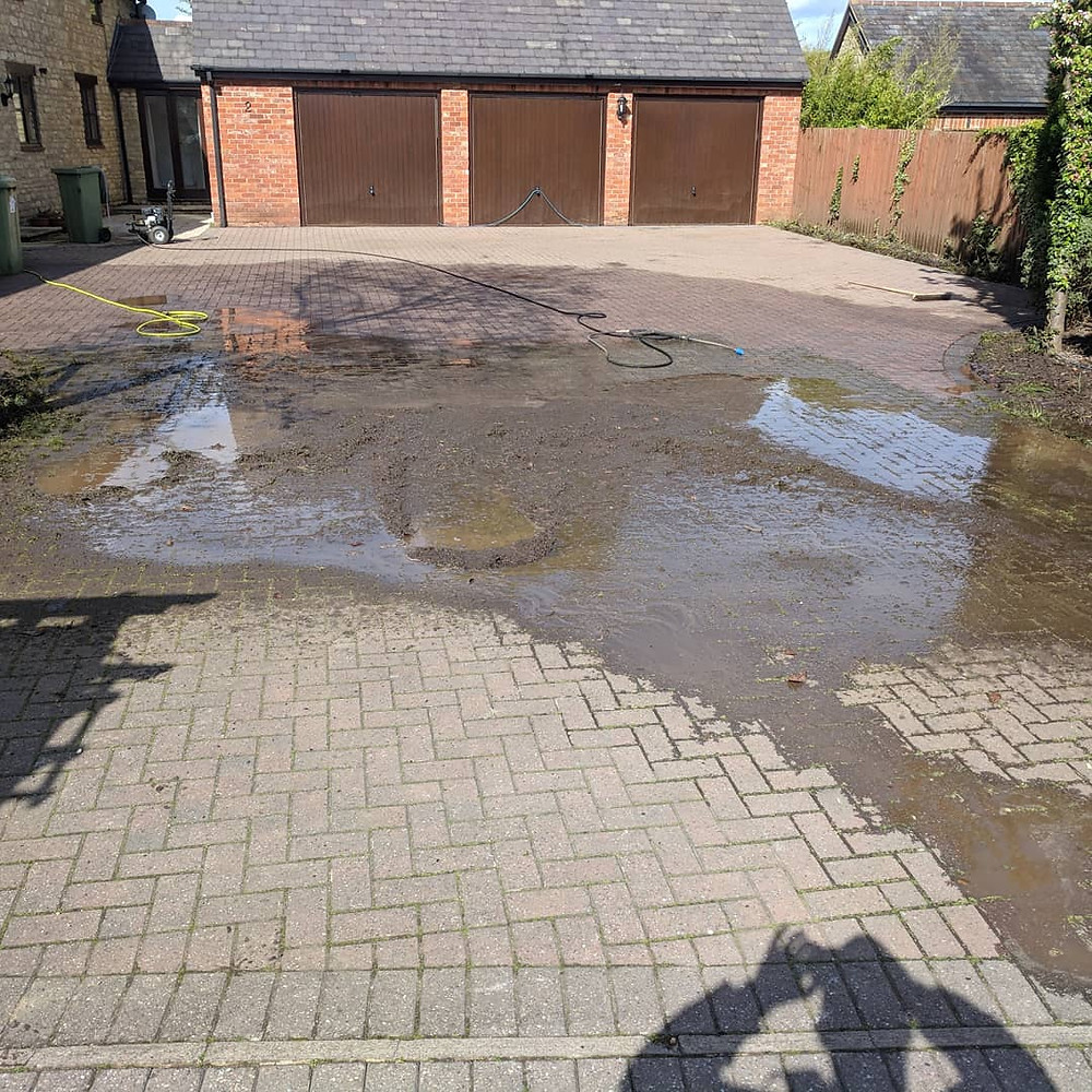 Driveway Cleaning Milton Keynes