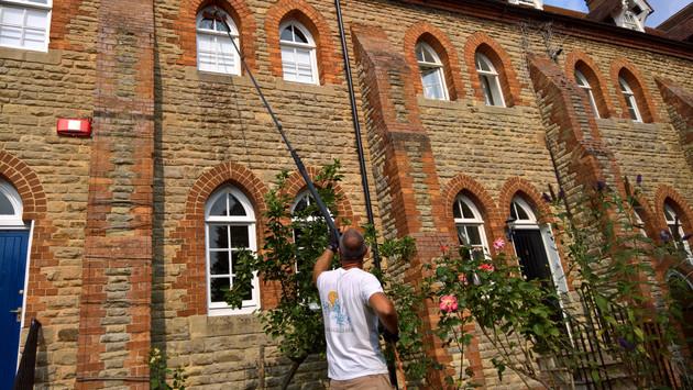 Cleaning Windows in Milton Keynes