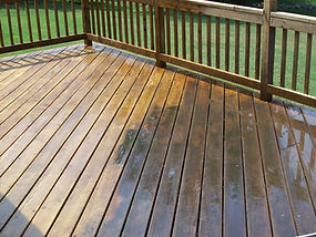 Decking Cleaning Milton Keynes, Cladding Cleaning Milton Keynes,