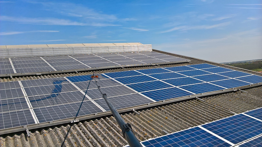 Solar Panel Cleaning Milton Keynes