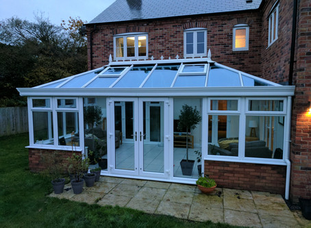 Conservatory Cleaners in Milton Keynes
