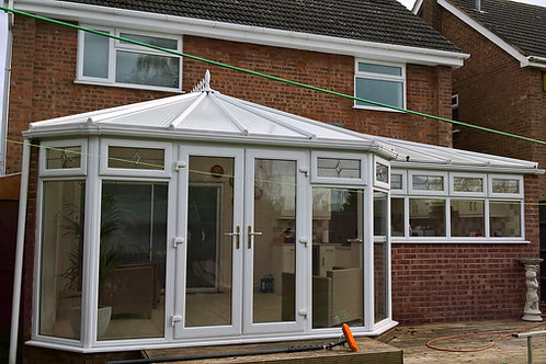 Conservatory Cleaning Service - Medium