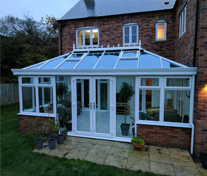 Conservatory Cleaning Services