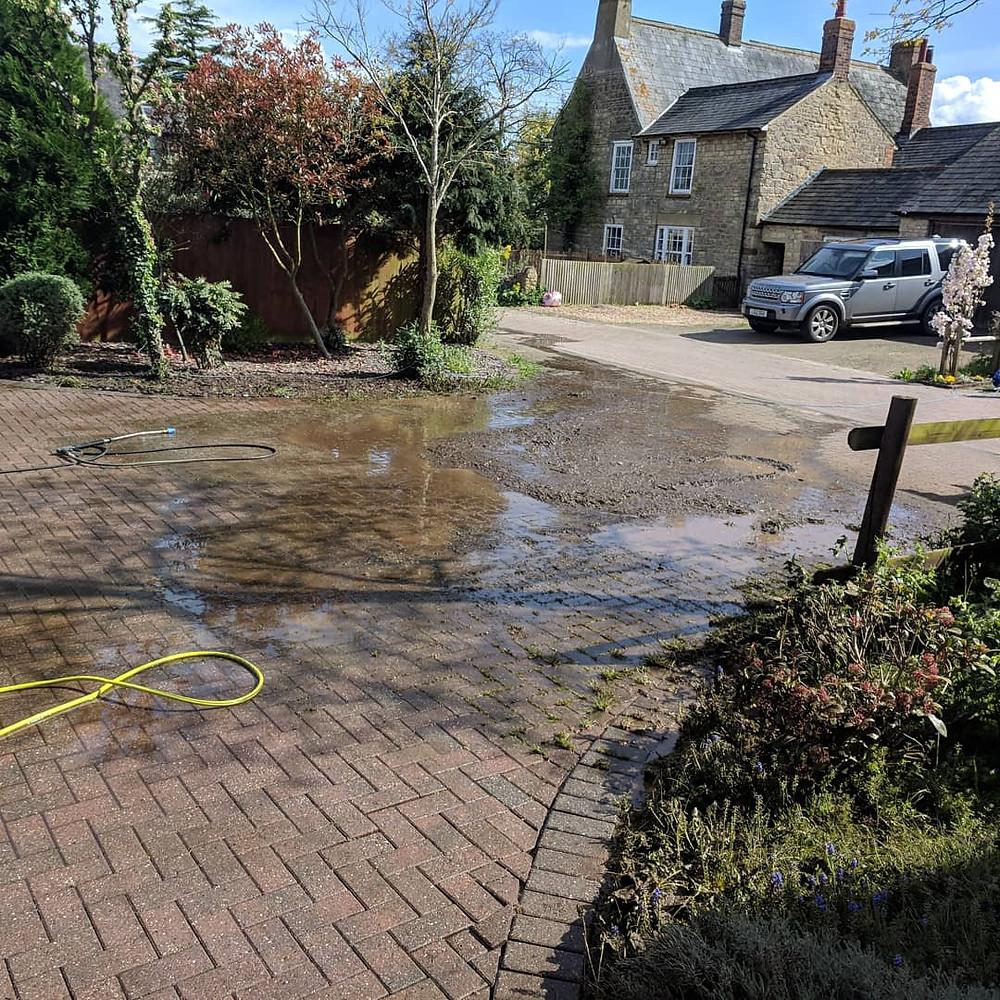 Driveway Cleaners Milton Keynes