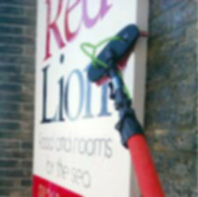 Sign Cleaning Milton Keynes, Commercial Sign Cleaning Milton Keynes, Sign Cleaning Company Milton Keynes