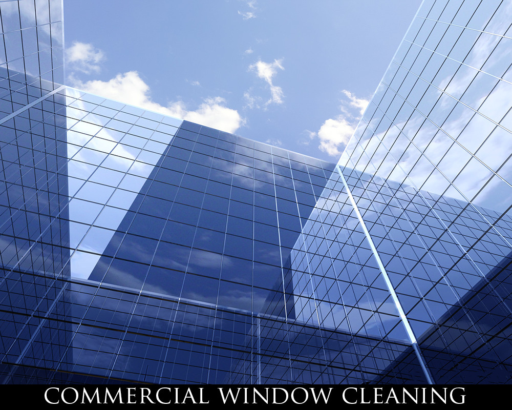 Commercial Window Cleaners Milton Keynes
