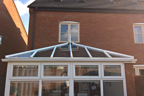 Conservatory Cleaning Service - Small