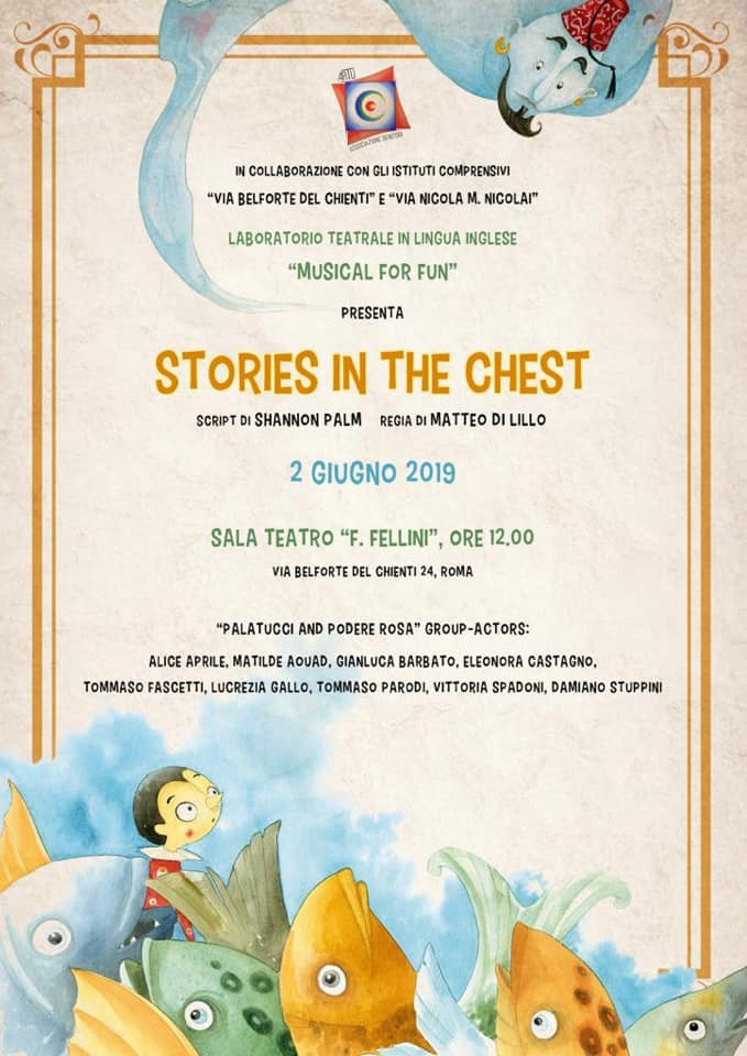 STORIES IN THE CHEST