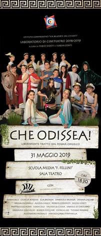 CHE ODISSEA!