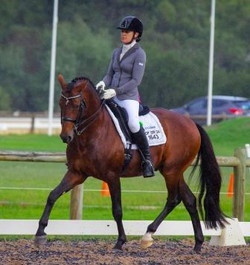 4th in first Open Adv test May 2015
