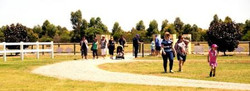 Arrivals at our Open Day