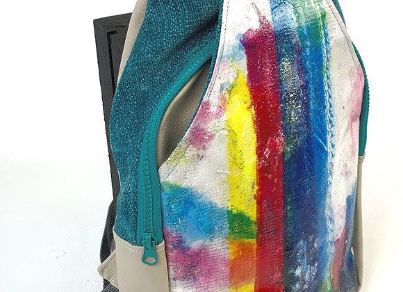 Les tours multicolores