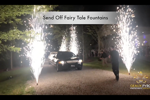 Fairy Tale Ceremony/Send Off