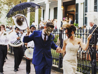 Our Favorite New Orleans Wedding Traditions