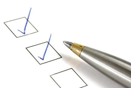Proposal Editing Checklist