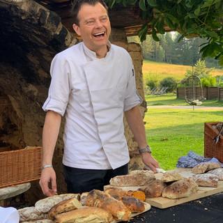 Küchen chef Markus