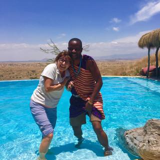 Maasai Vision Pool